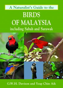 A Naturalist's Guide to the Birds of Malaysia (2nd) cover