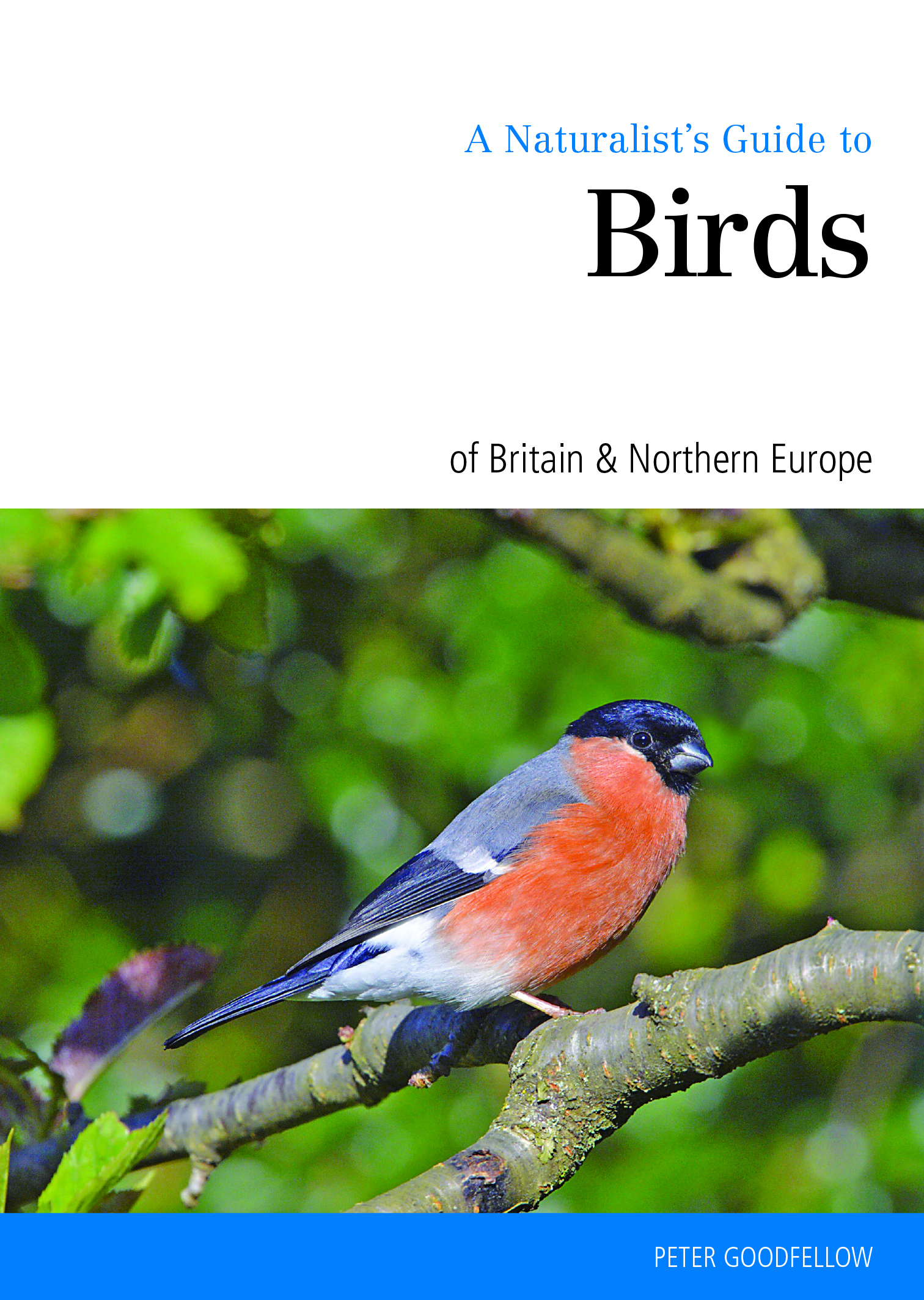 A Field Guide to the Birds of Britain and Europe: Guy ...