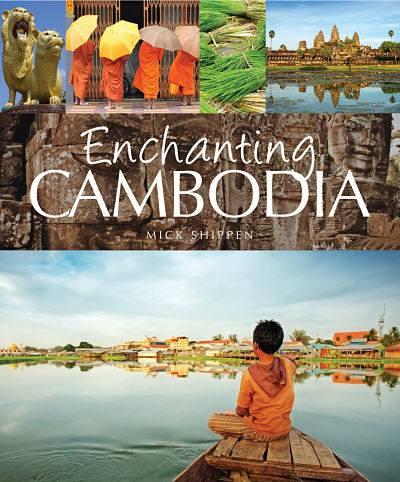Enchanting Cambodia cover