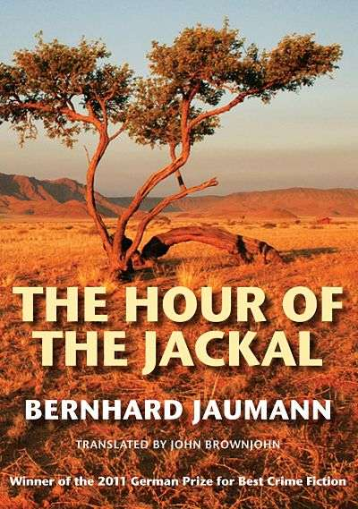 The Hour of the Jackal cover