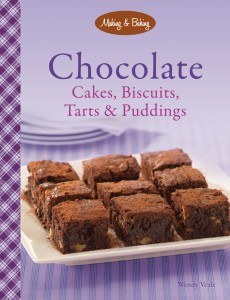Chocolate Cakes, Biscuits, Tarts & Puddings cover