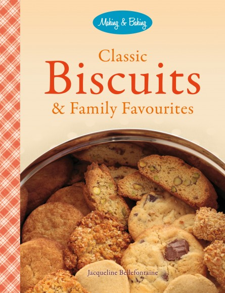 Classic Biscuits & Family Favourites cover