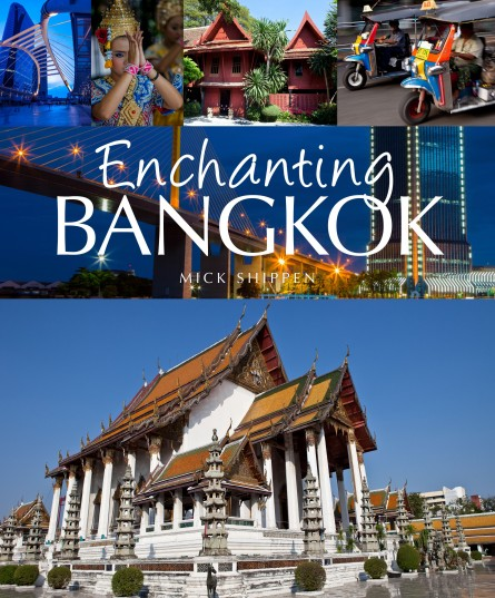 Enchanting Bangkok cover