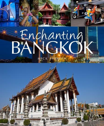 Enchanting Bangkok cover