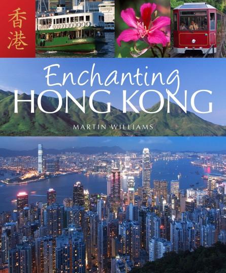Enchanting Hong Kong cover