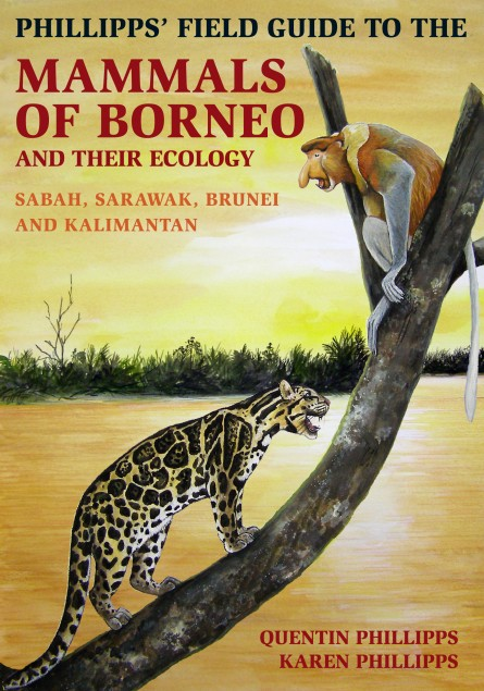 Mammals of Borneo cover