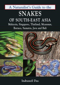 A naturalist's guide to the snakes of South East Asia cover