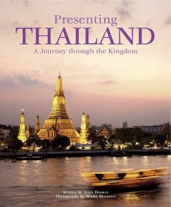 Presenting thailand cover