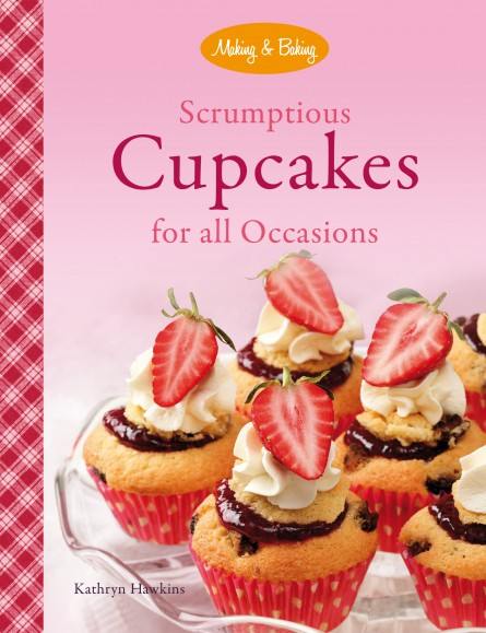 Scrumptious Cupcakes for all Occasions cover