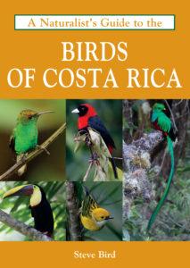 Birds Costa Rica Book Cover.indd